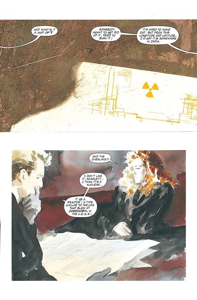 Havok and Wolverine: Meltdown #4 (of 4)