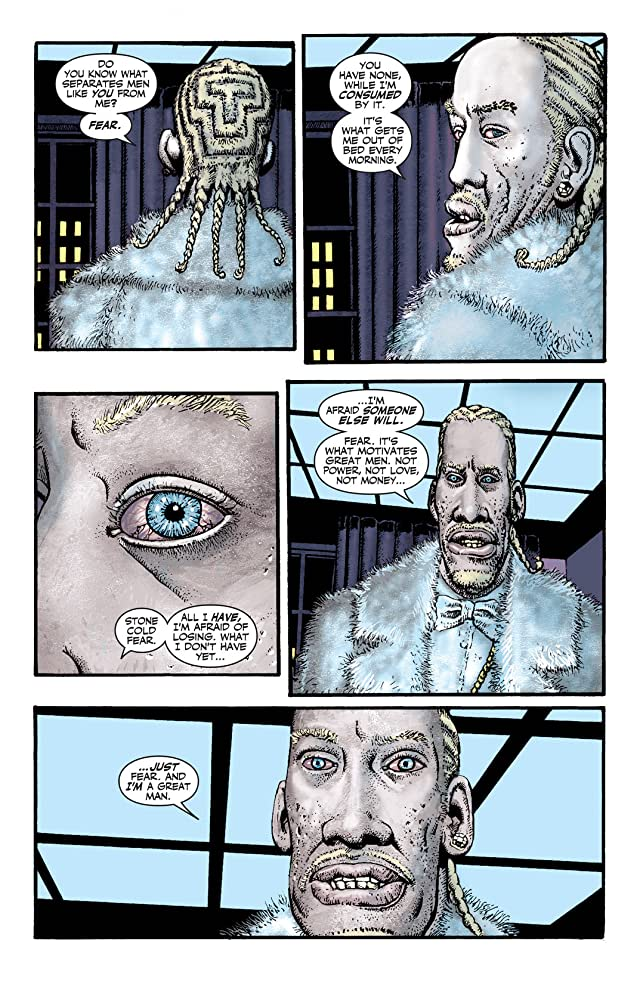click for super-sized previews of Cage (2002) #3 (of 5)