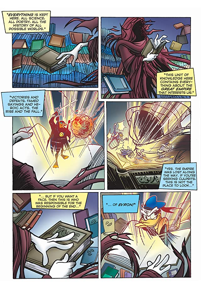 click for super-sized previews of Superduck #11: The Eracolator