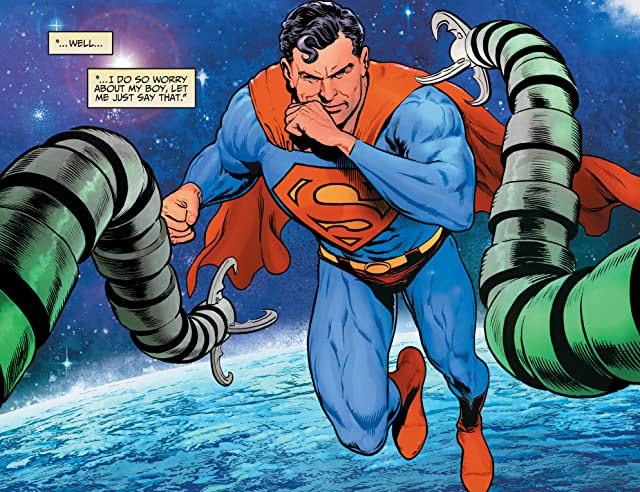 click for super-sized previews of Adventures of Superman (2013-2014) #12