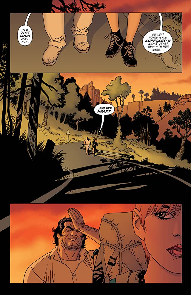 click for super-sized previews of 100 Bullets: Brother Lono #2 (of 8)