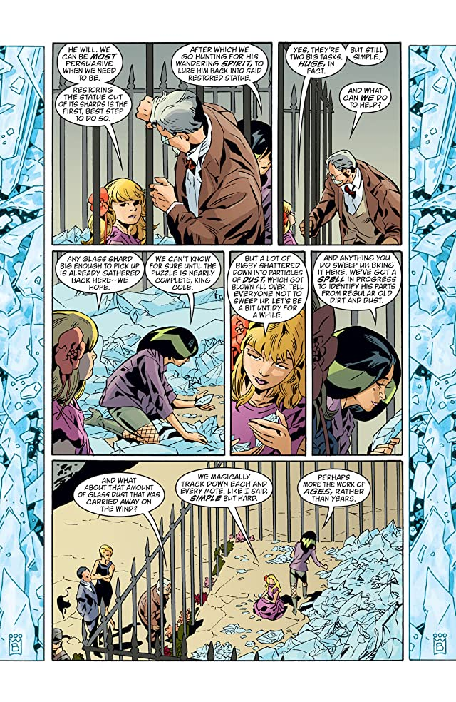 click for super-sized previews of Fables #131