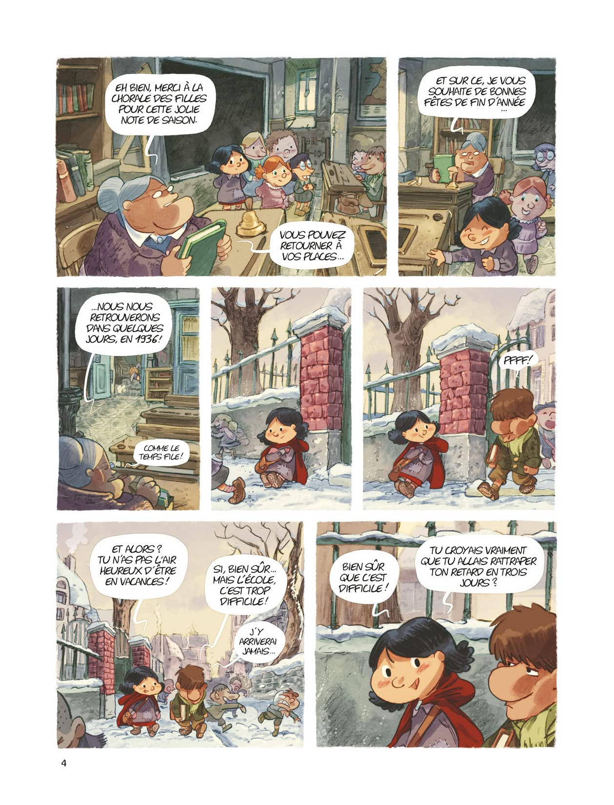 Les souvenirs de Mamette Vol. 3: La bonne étoile