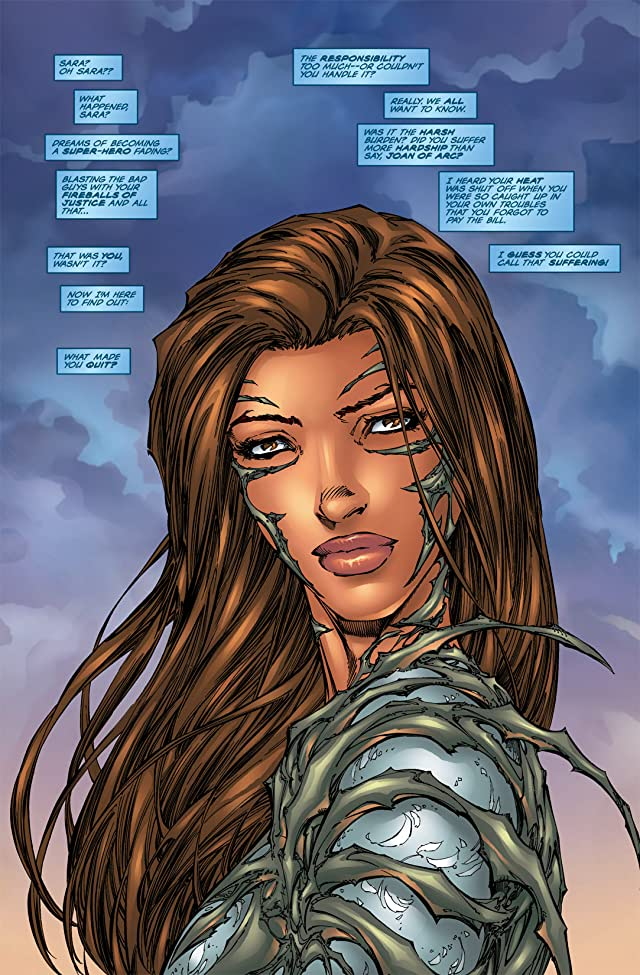 Witchblade #20