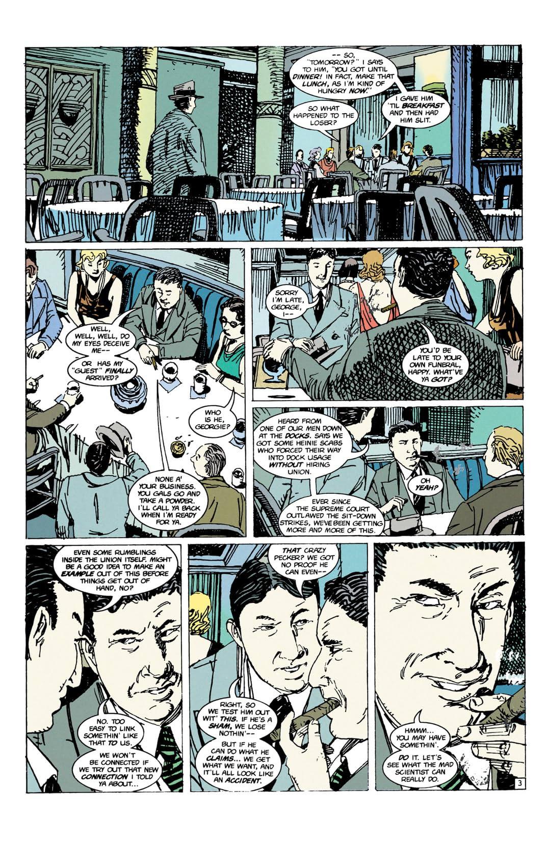 Sandman Mystery Theatre (1993-1999) #37