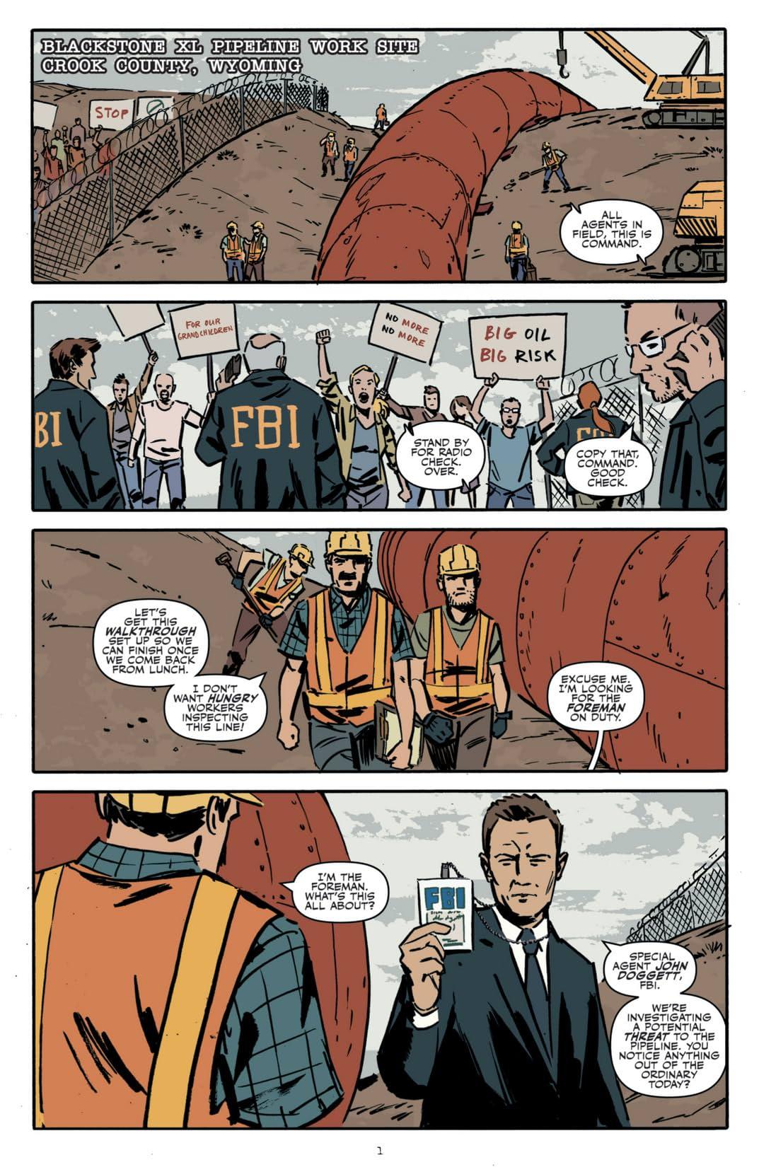 The X-Files: Season 10 #2
