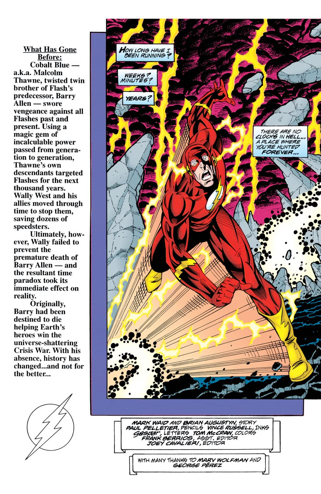The Flash (1987-2009) #150