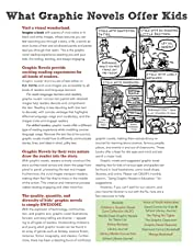 Raising A Reader! How Comics & Graphic Novels Can Help Your Kids Love To Read!