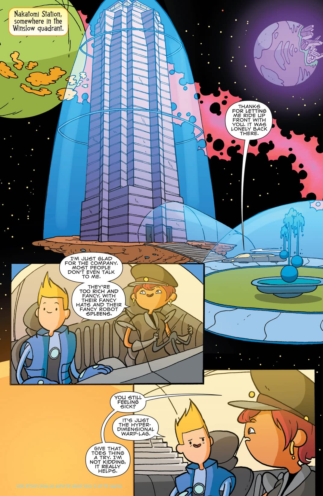 Bravest Warriors #10