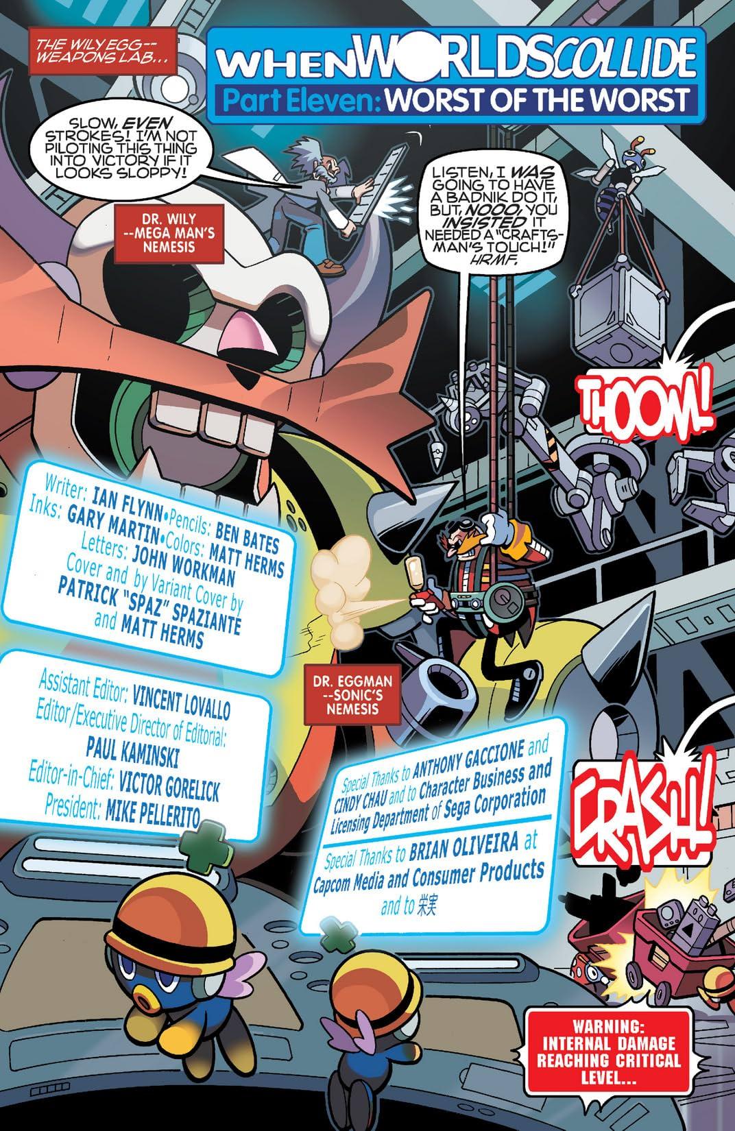 Sonic Universe #54