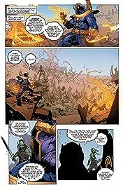 Thanos Rising #4 (of 5)