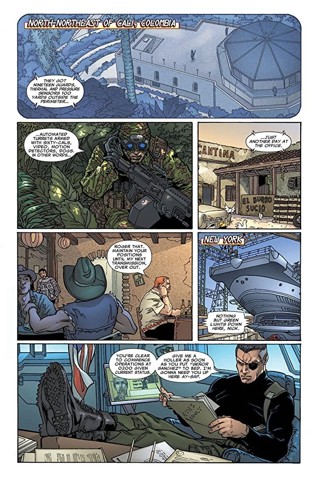 click for super-sized previews of Iron Man (2004-2007) #8