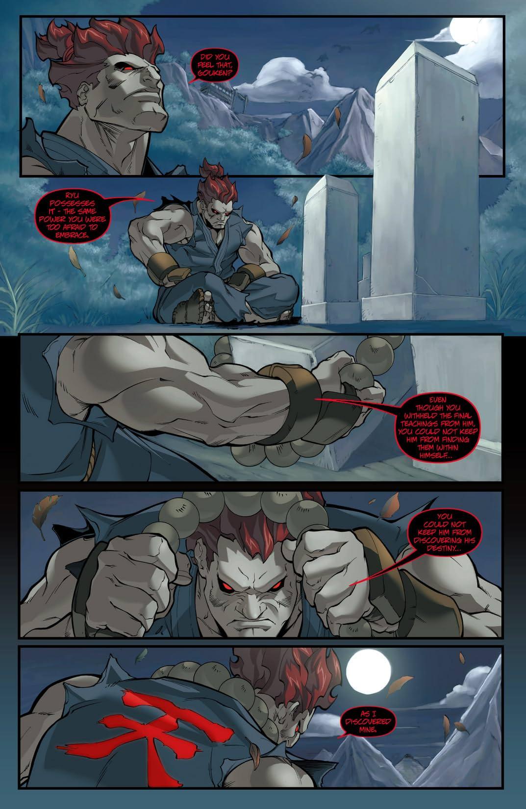 Street Fighter #3