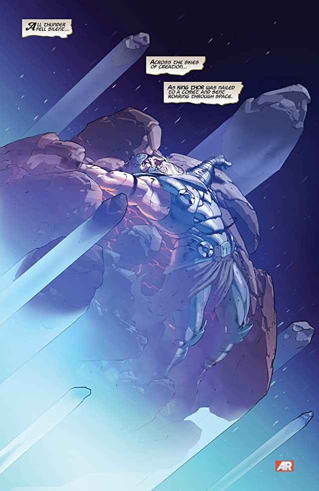 click for super-sized previews of Thor: God of Thunder #10