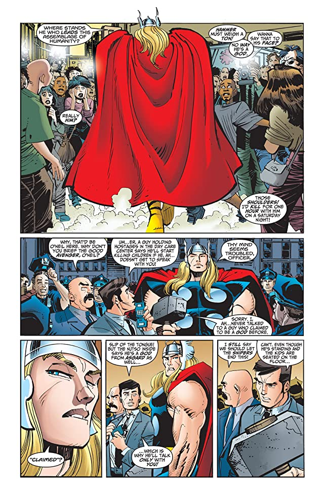click for super-sized previews of Thor (1998-2004) #1