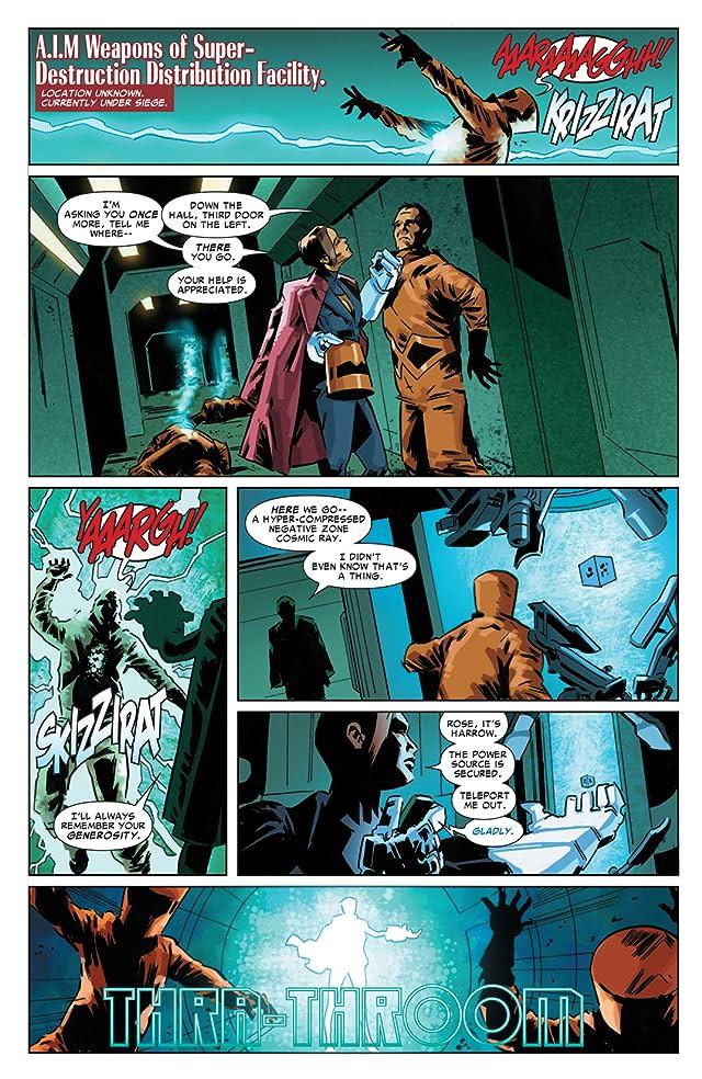Morbius: The Living Vampire #7