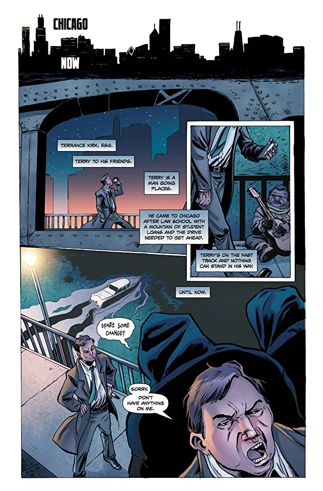click for super-sized previews of Underneath #1