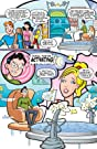 click for super-sized previews of Archie Meets Glee