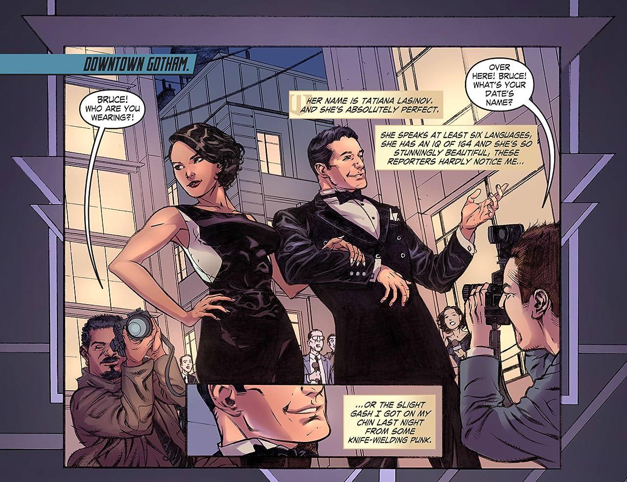 Legends of the Dark Knight (2012-) #59