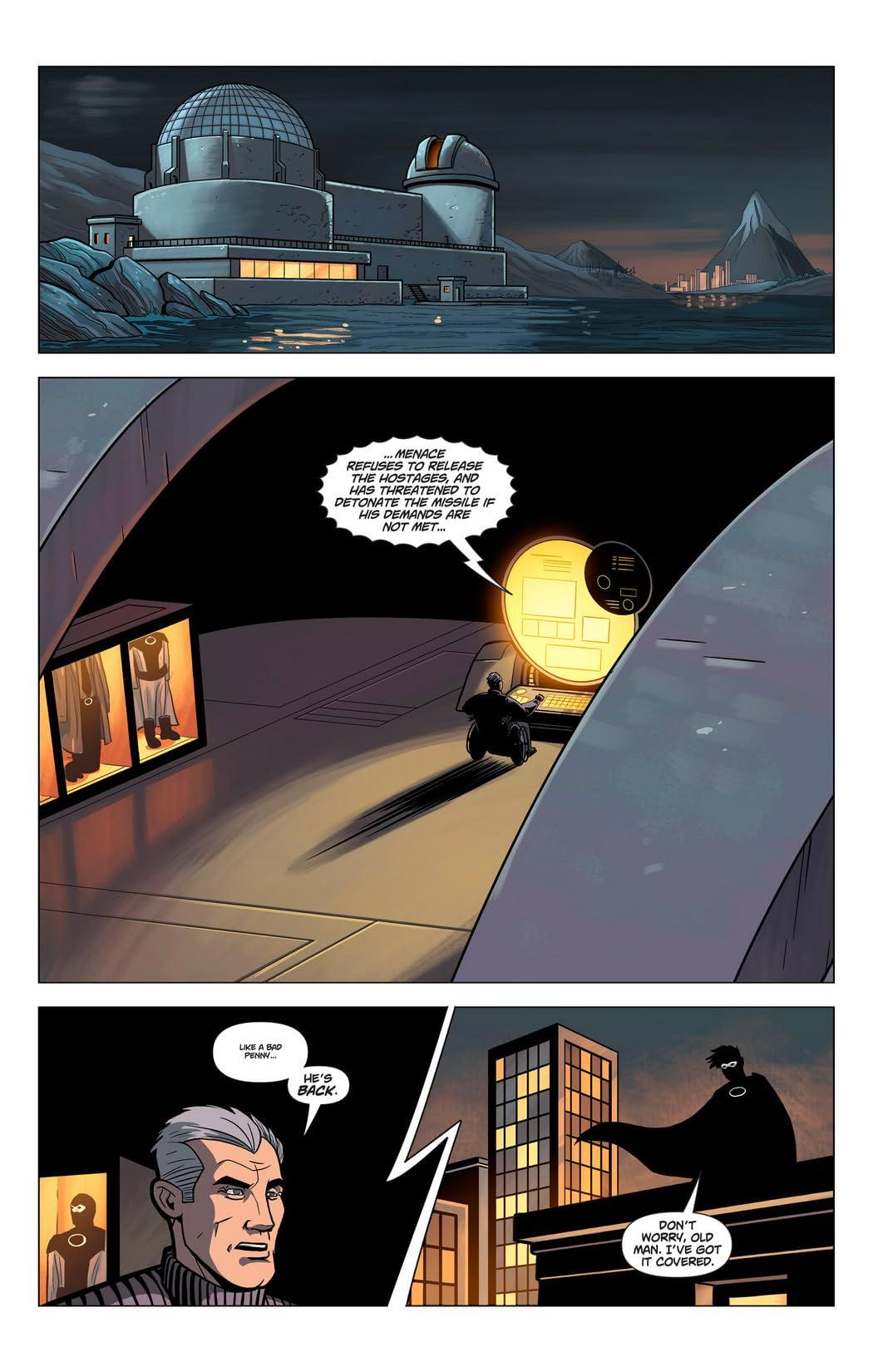 Edison Rex #8