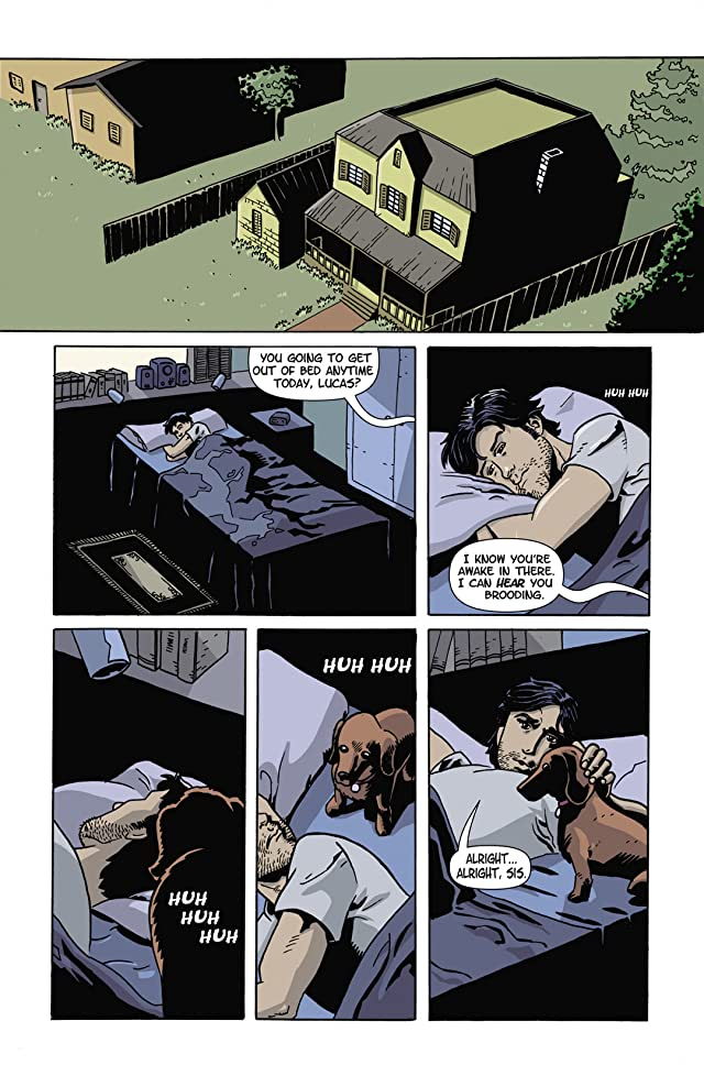 click for super-sized previews of Ghost Telling #1