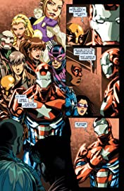 Dark Reign: Young Avengers #5 (of 5)