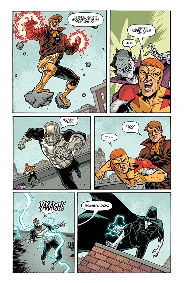click for super-sized previews of Anti-Hero #2