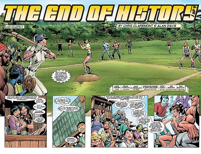 Uncanny X-Men (1963-2011) #444