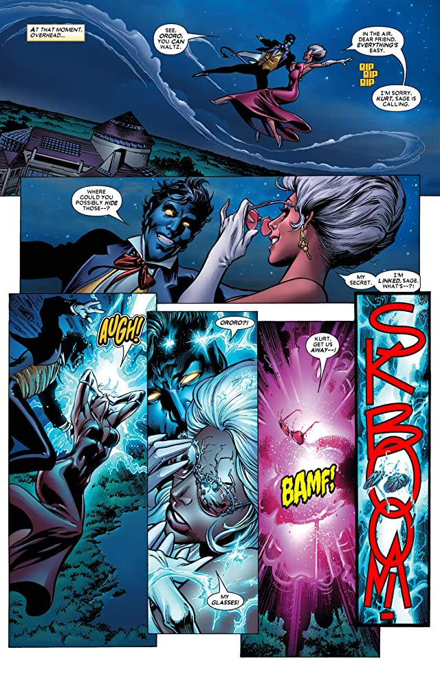 Uncanny X-Men (1963-2011) #446