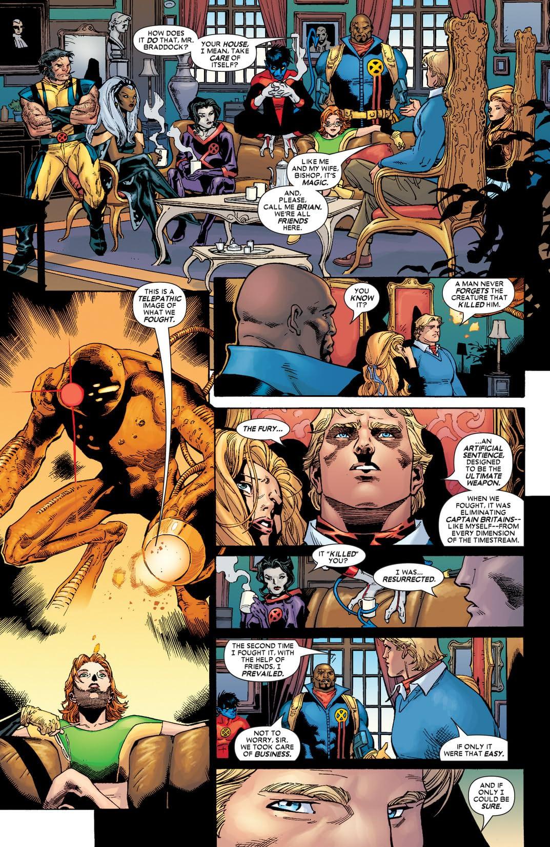 Uncanny X-Men (1963-2011) #448