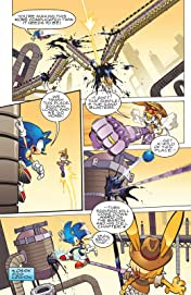 Sonic the Hedgehog #218