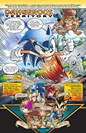 Sonic the Hedgehog #202