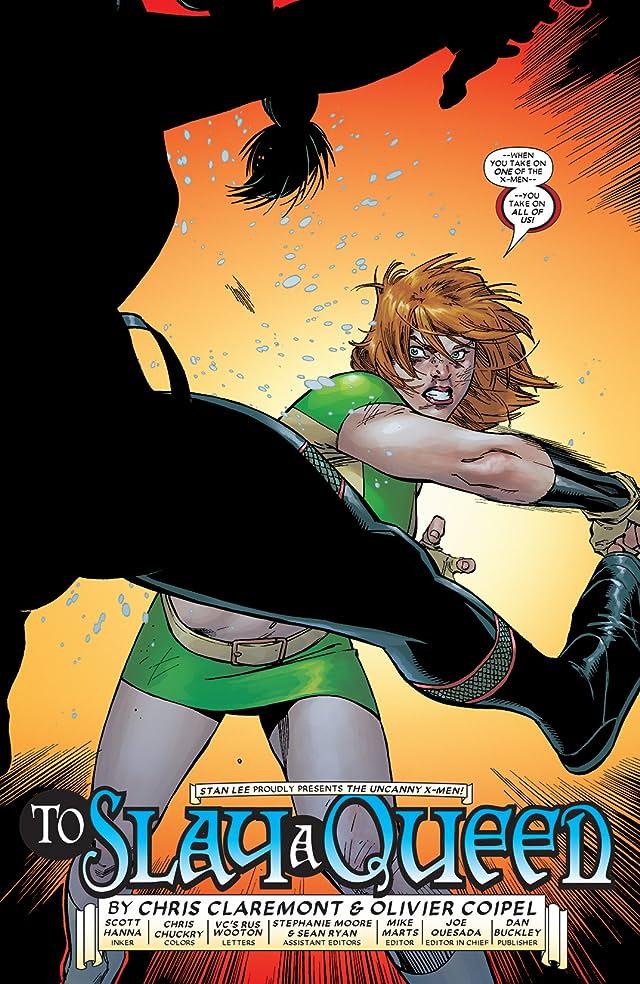 Uncanny X-Men (1963-2011) #449