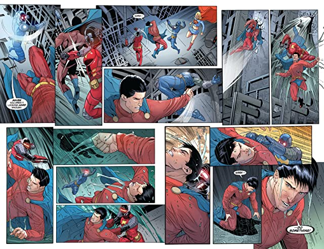 click for super-sized previews of Superman (1939-2011) #691