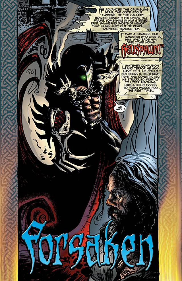 click for super-sized previews of Spawn: The Dark Ages #2