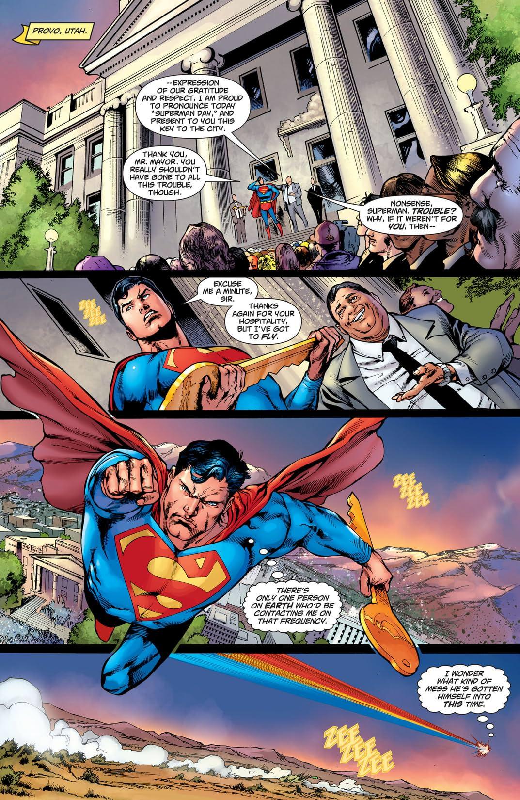 Superman (1939-2011) #711