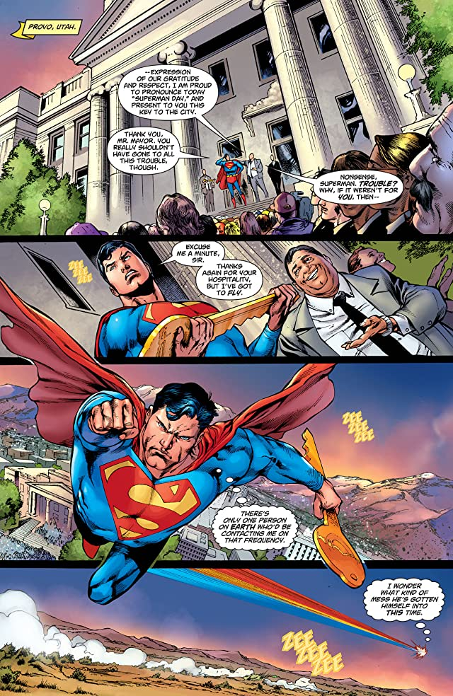 click for super-sized previews of Superman (1939-2011) #711