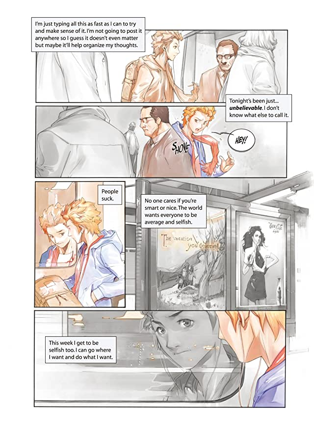 click for super-sized previews of Makeshift Miracle #1