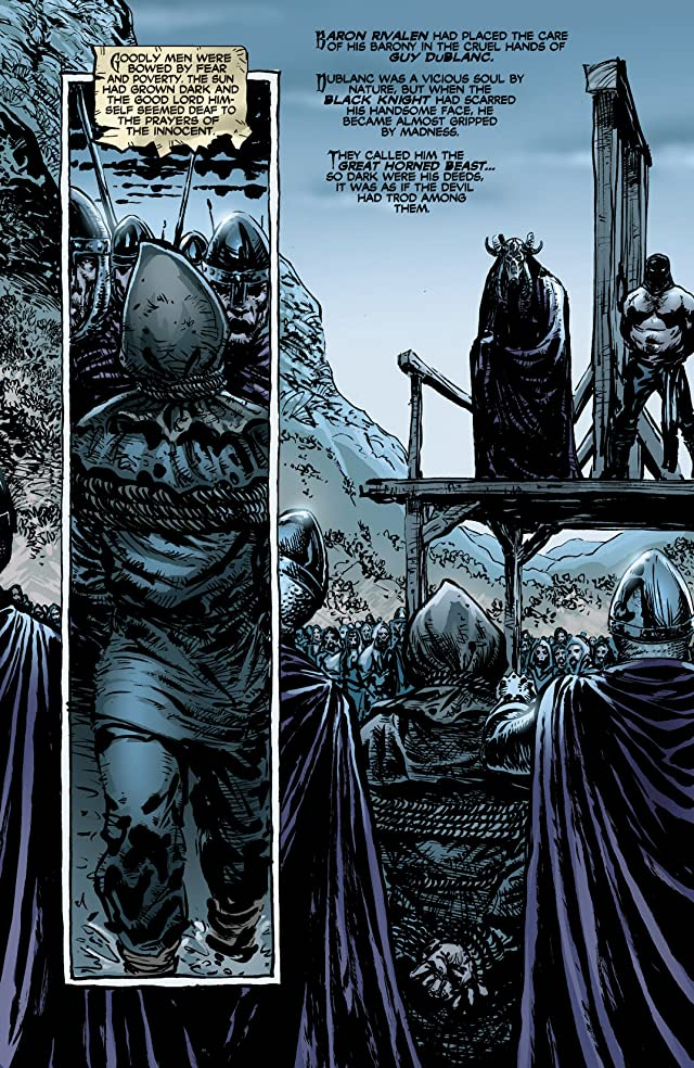 click for super-sized previews of Spawn: The Dark Ages #3