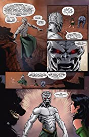 Unleashed: Hunters the Shadowlands #3 (of 5)