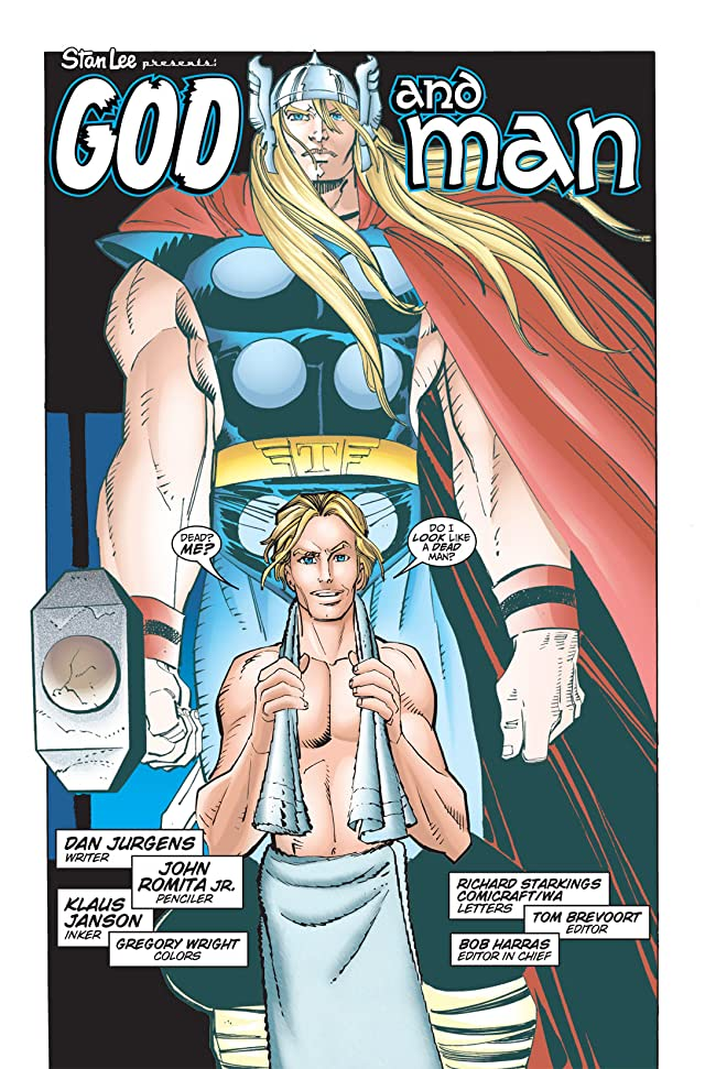 click for super-sized previews of Thor (1998-2004) #3