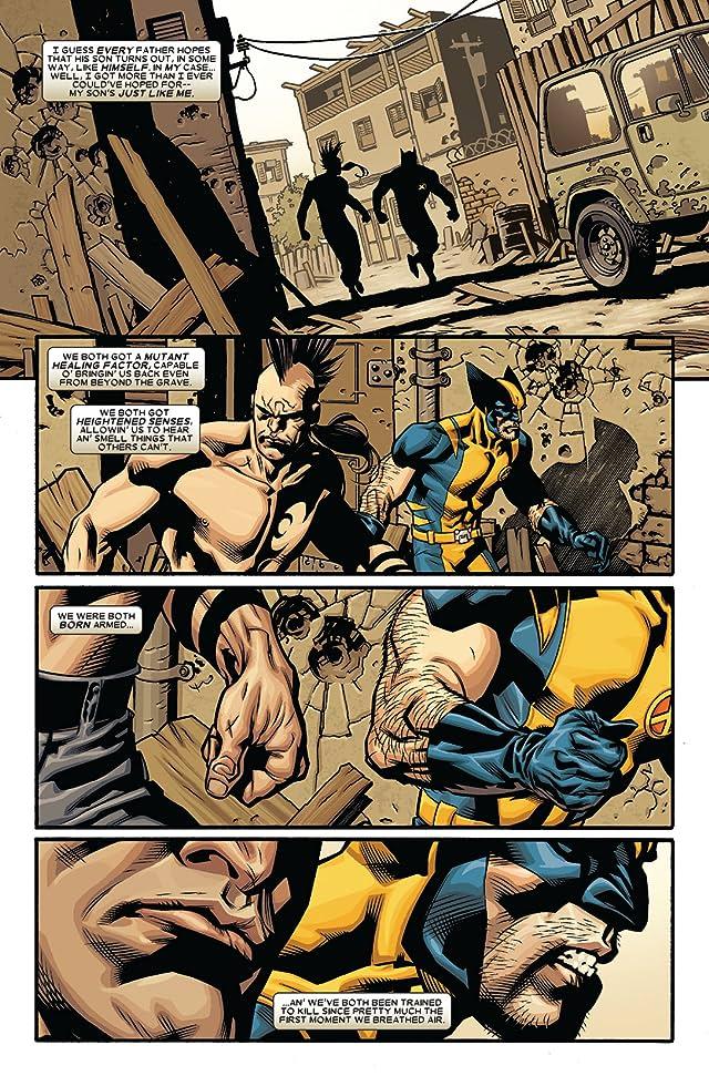 Wolverine: Origins #31