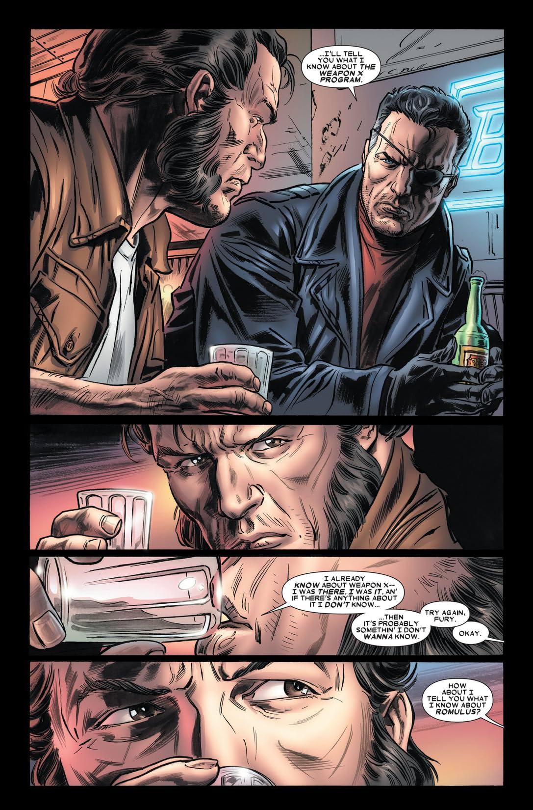Wolverine: Origins #33