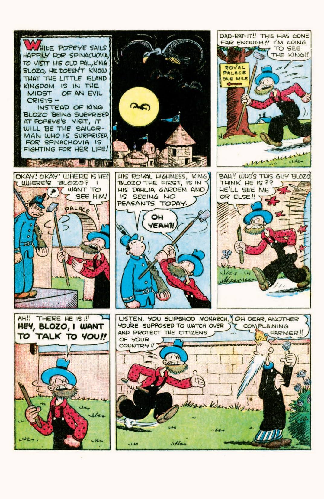 Popeye Classics #12