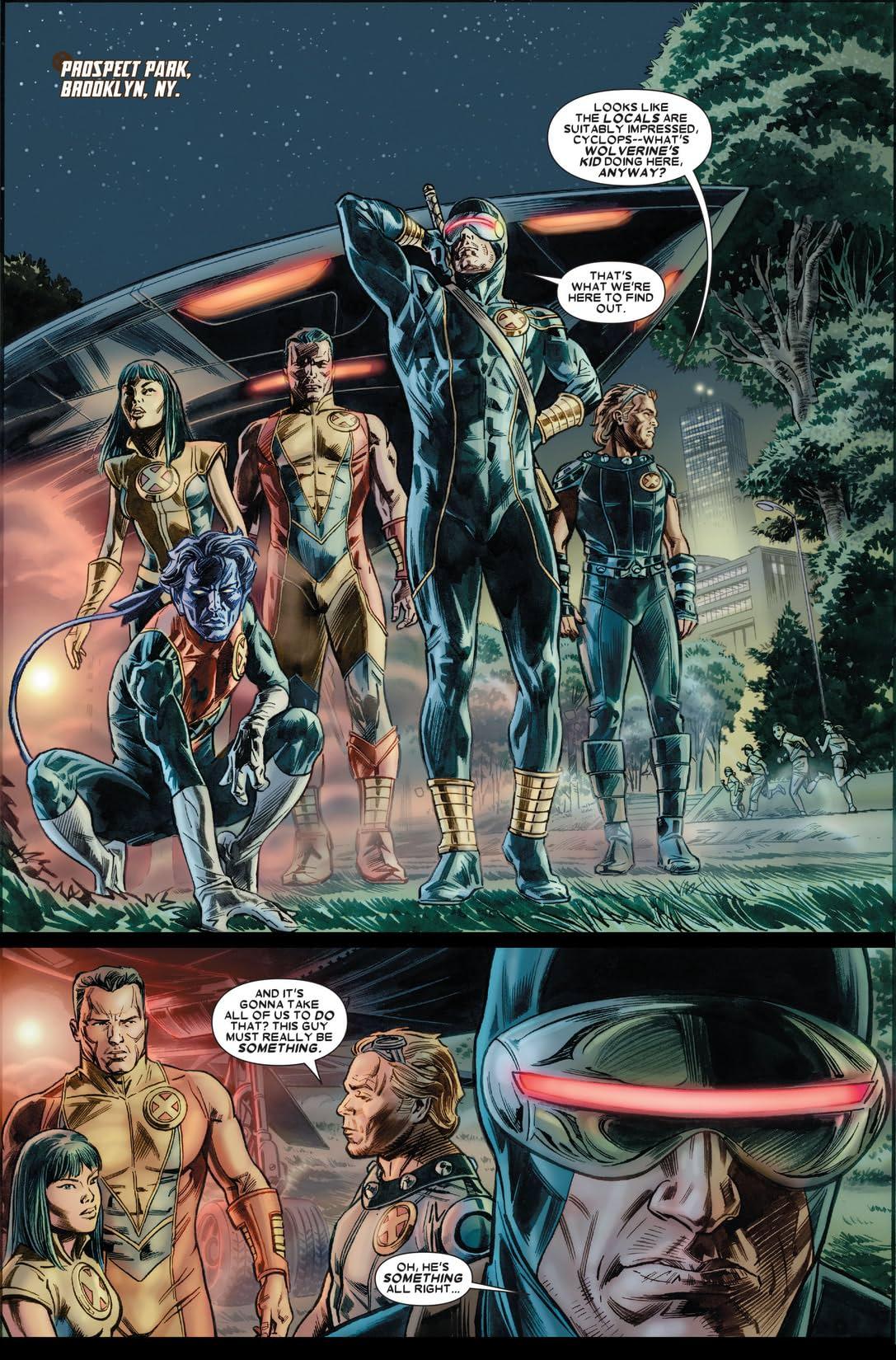 Wolverine: Origins #34