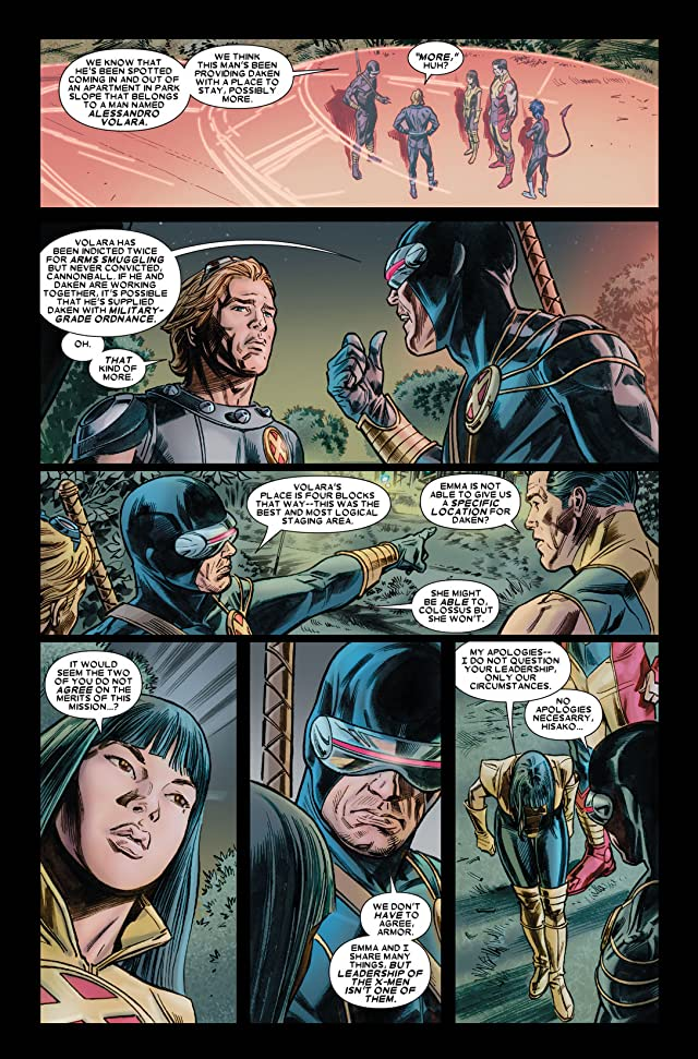 click for super-sized previews of Wolverine: Origins #34
