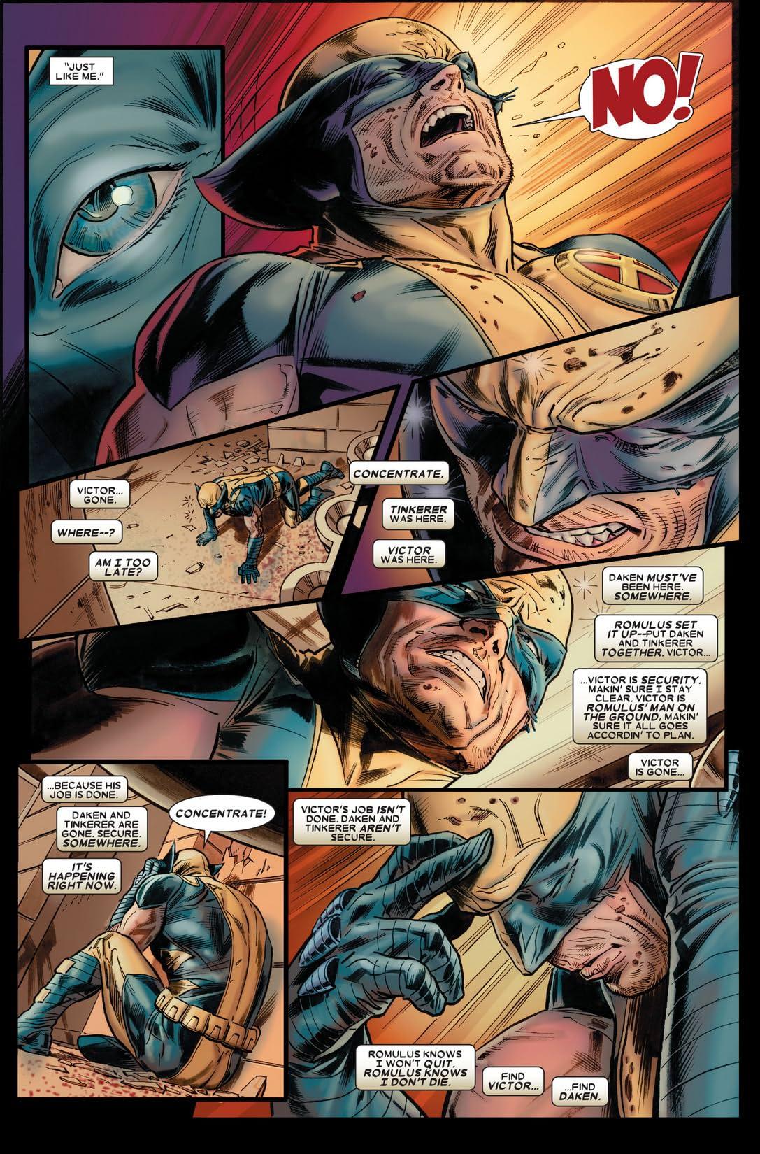 Wolverine: Origins #36