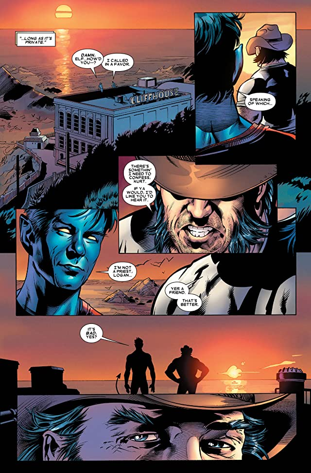 click for super-sized previews of Wolverine: Origins #46
