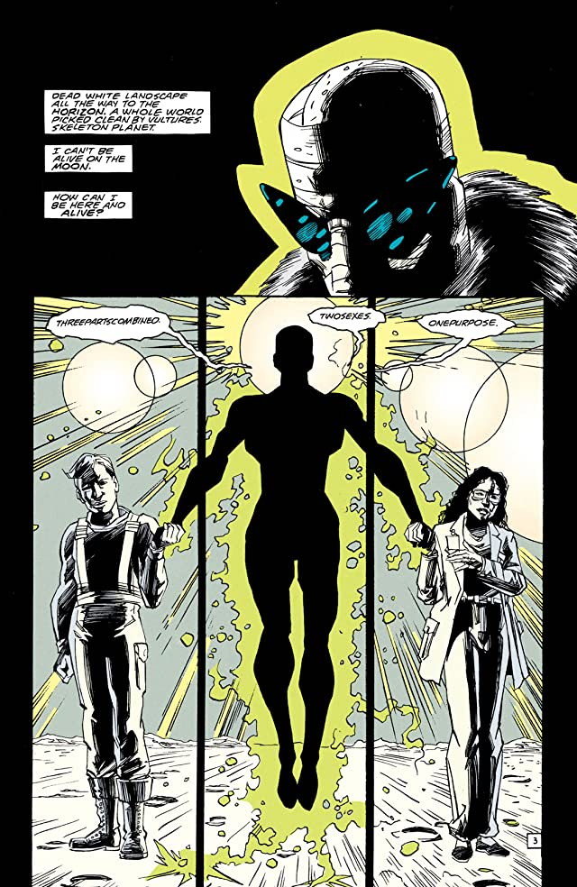 click for super-sized previews of Doom Patrol (1987-1995) #54