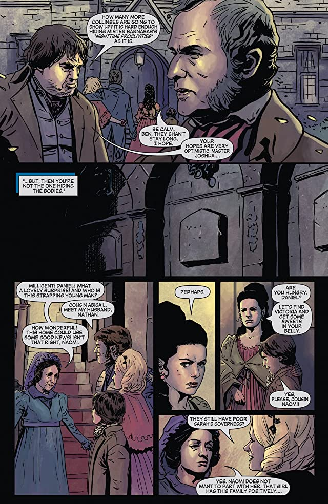 click for super-sized previews of Dark Shadows: Year One #4